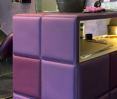 vertical cuir panneaux de rev tement mural en cuir. Black Bedroom Furniture Sets. Home Design Ideas