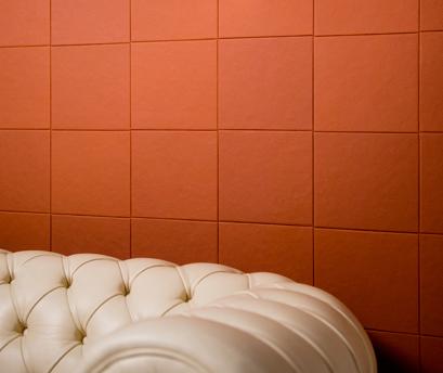 Déco - Mur : Revêtement en cuir